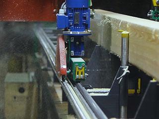 Ленточная пилорама RTW 600П фото 1